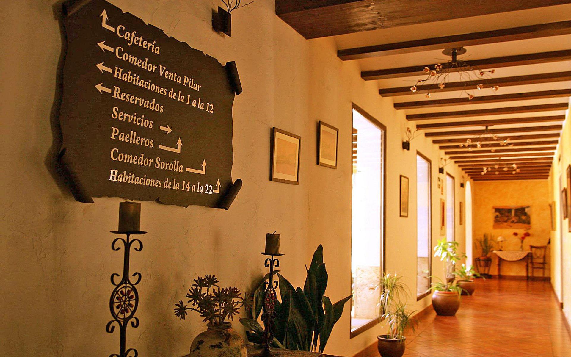 HabitacionesBuñol (Valencia) - Restaurante y cafetería